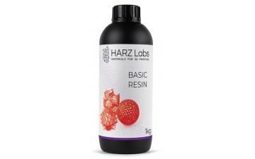 Фотополимер HARZ Labs Basic Resin красный