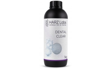 Фотополимер HARZ Labs Dental Clear (LCD/DLP)