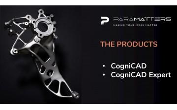 ParaMatters CogniCAD