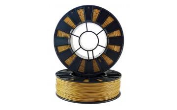 ABS пластик SEM золотой металлик
