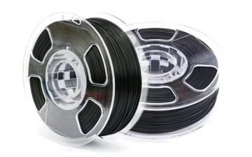 PLA GF пластик U3Print Antracite / Черный (1 кг)