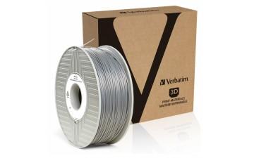 ABS пластик Verbatim серебристый