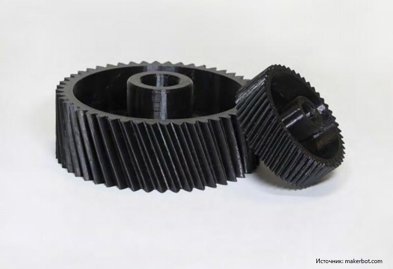 Nylon пластик MakerBot