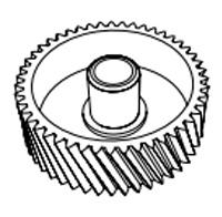 Пример печати из Nylon MakerBot