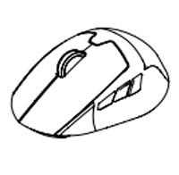 Прототип компьютерной мышки
