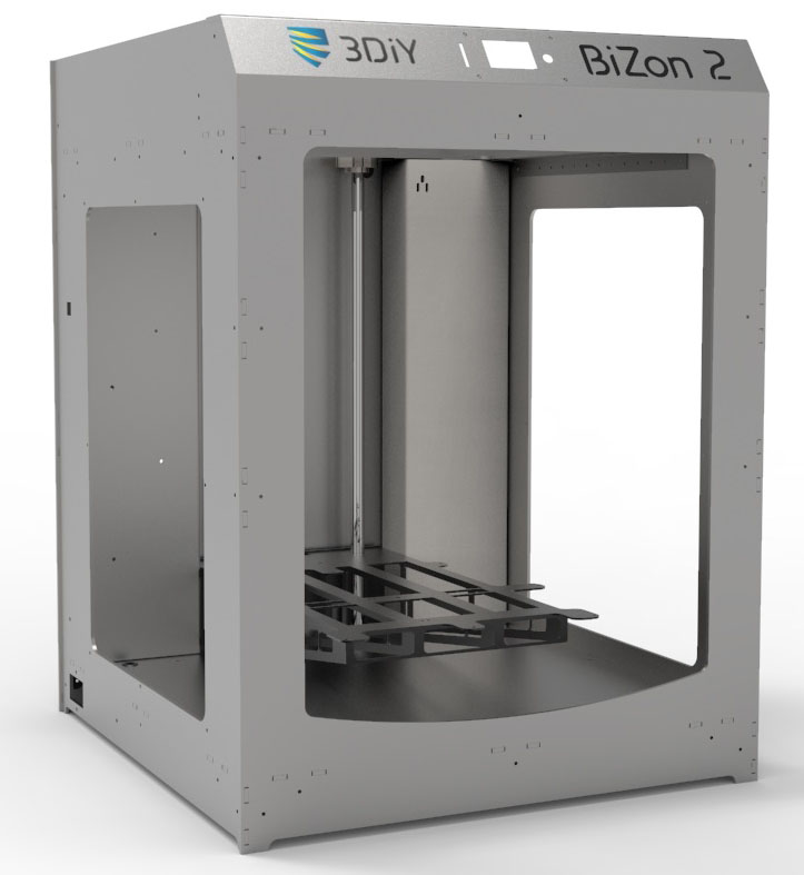Корпус 3D принтер Bizon 2 (3DiY)