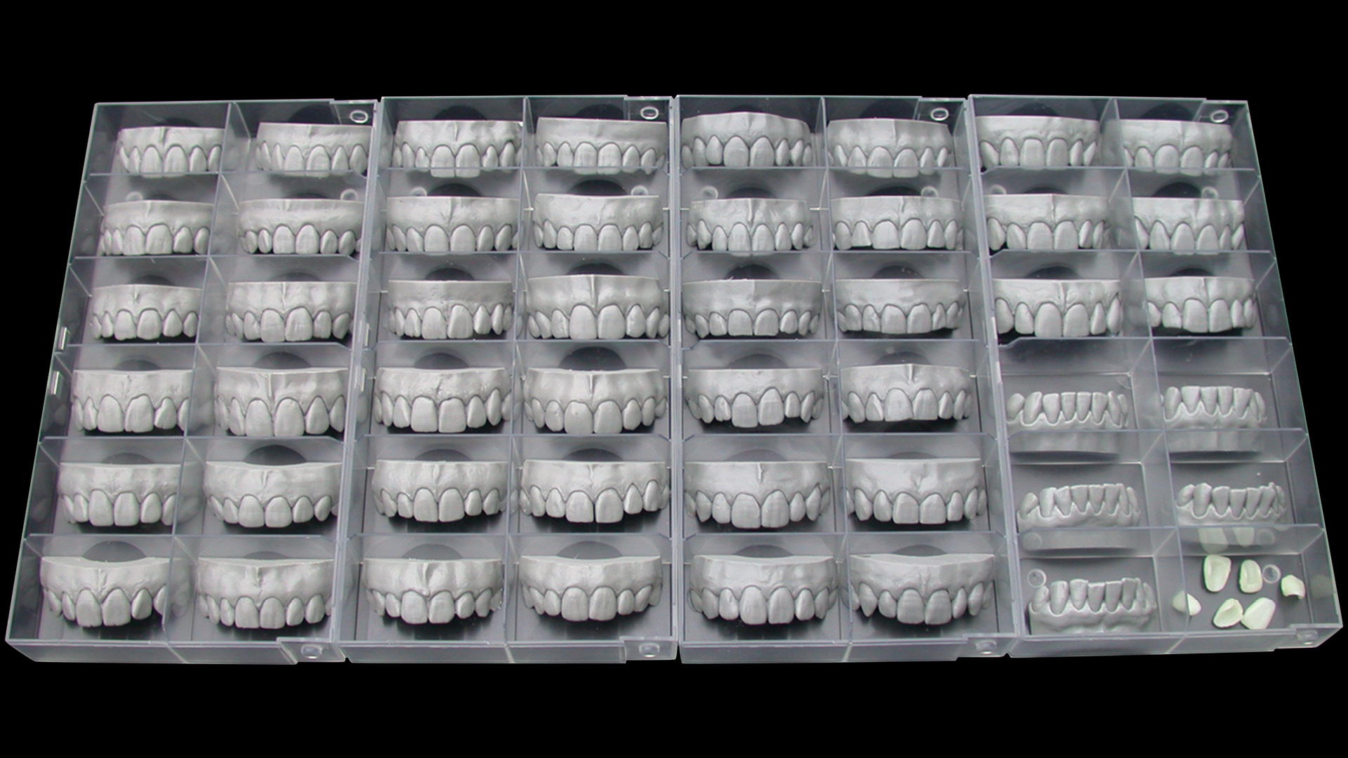 Модуль Exocad Tooth Library