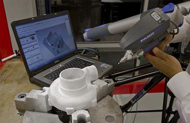 Измерительно-сканирующий комплекс FARO ScanArm V3