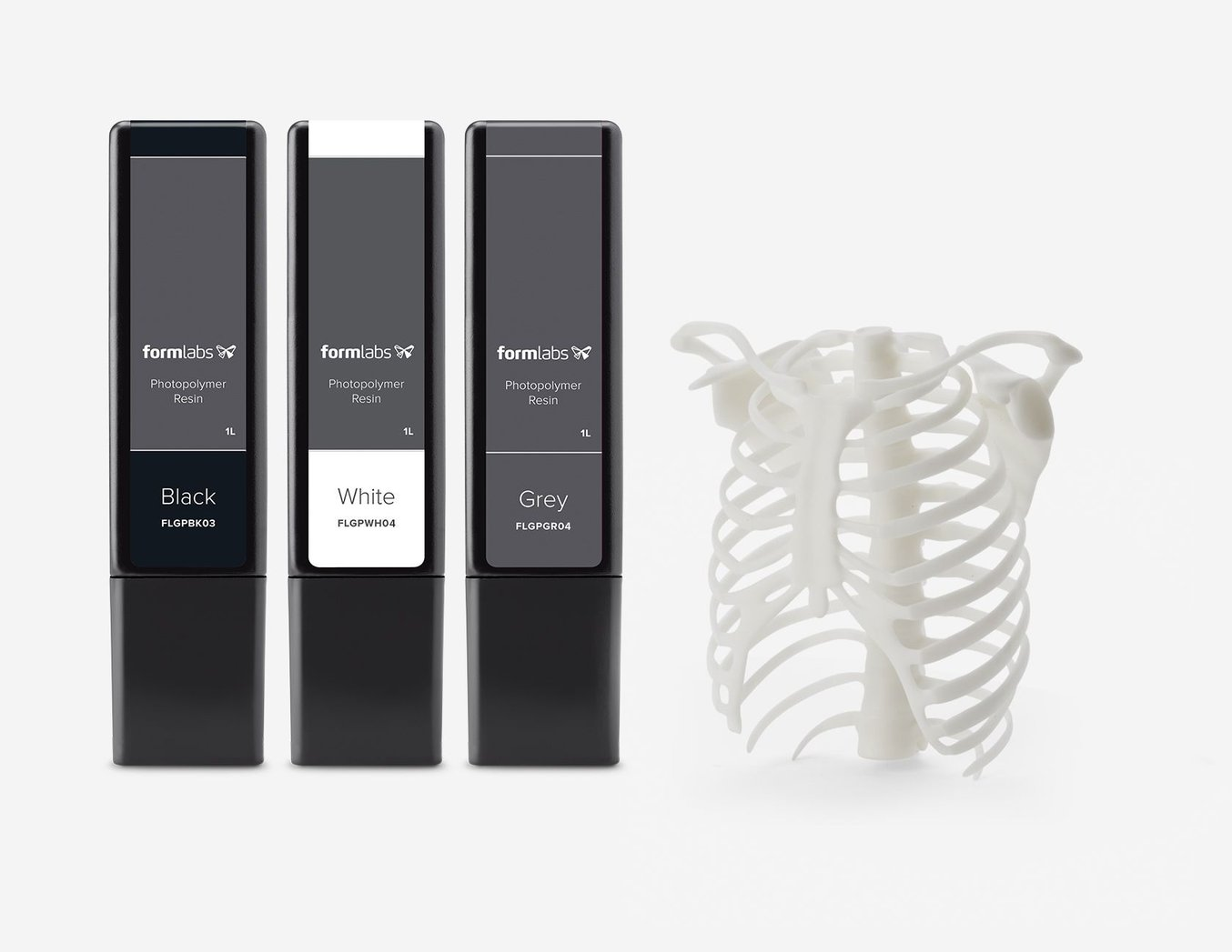 Formlabs Black Resin