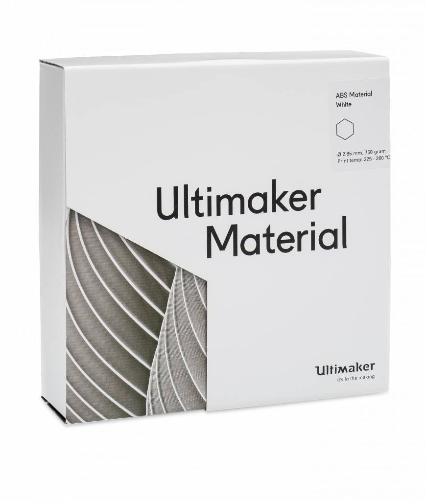 ABS пластик Ultimaker White 2,85 мм