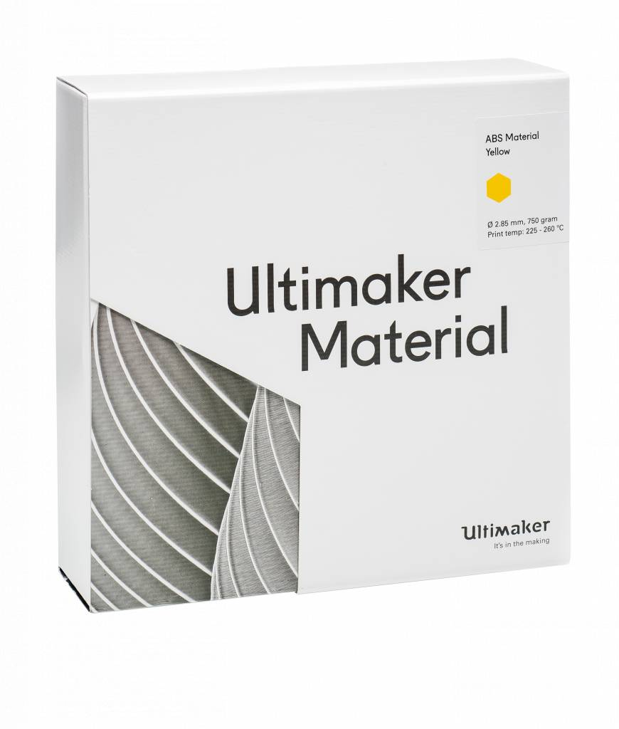 ABS пластик Ultimaker Yellow 2,85 мм