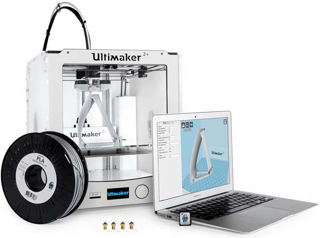3D принтер Ultimaker 2+